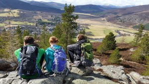 View to Braemar
