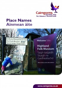 GAELIC PLACE NAMES 2015cover