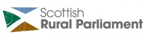 Logo of the Scottish Rural Parliament