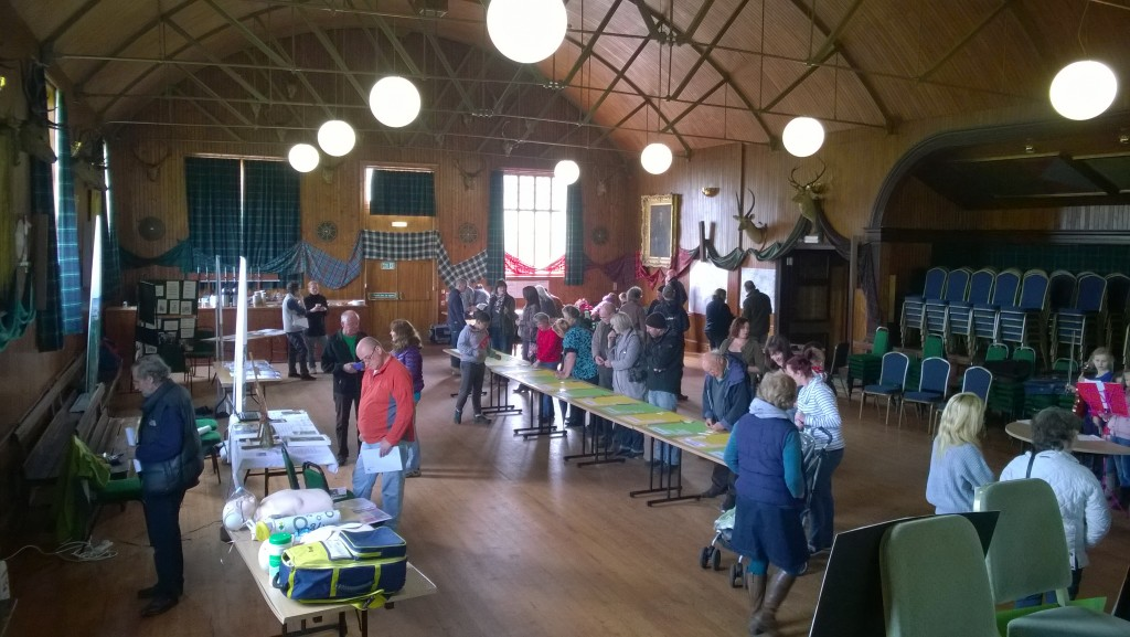 Image showing Community Action Planning event in Strathdon