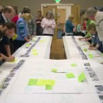 Image showing a community discussion in Grantown-on-Spey