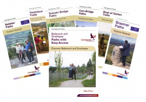 access leaflets covers
