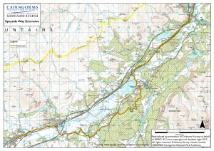 Speyside Way Extension