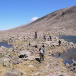 Walking in the Northern Corries