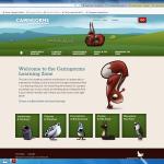 CLZ homepage