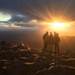 Sunrise at Lochnagar