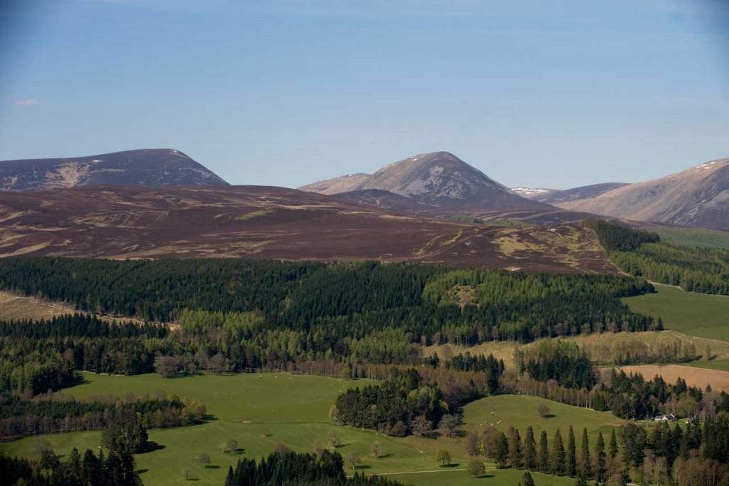 Mountains, Blair Atholl