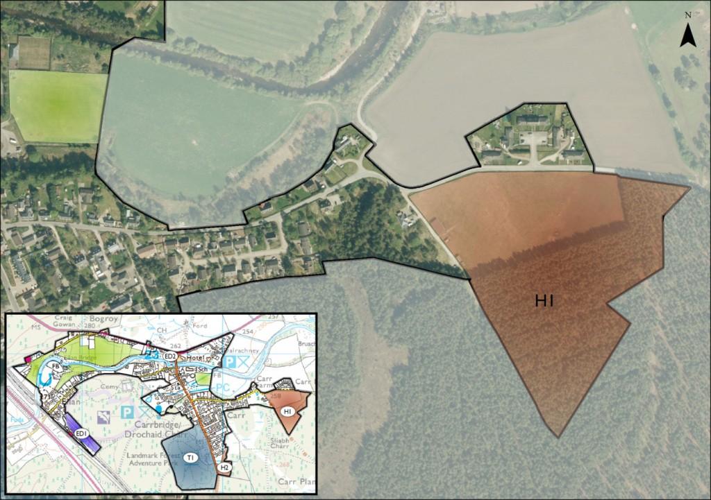 Carrbridge Development Plan