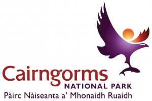 Cairngorms National Park Brand Logo