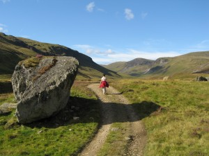 Walking in Glenshee