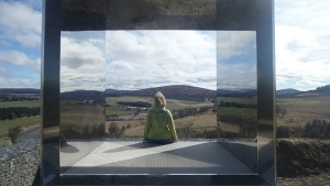 Still viewpoint in Tomintoul