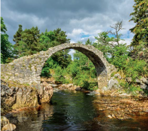 Carr-bridge from leaflet cropped