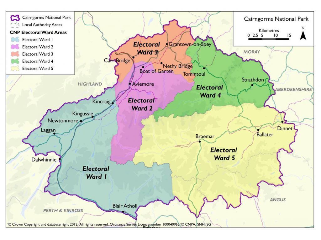 Electoral Wards