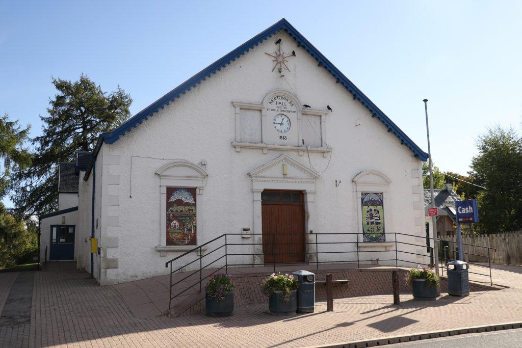 Newtonmore Town Hall